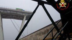 Genua: Augenzeuge berichtet von dem Moment, als die Brücke einstürzte