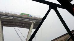 Italie: un viaduc de l'autoroute A10 s'écroule à