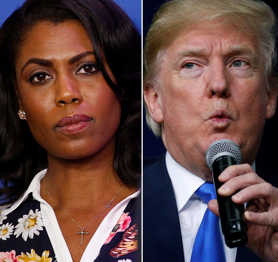 Donald Trump Sparks Outrage After Calling Omarosa A Dog