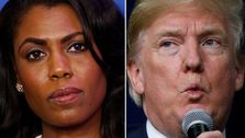 Trump Sparks Outrage After Calling Omarosa A 'Dog'