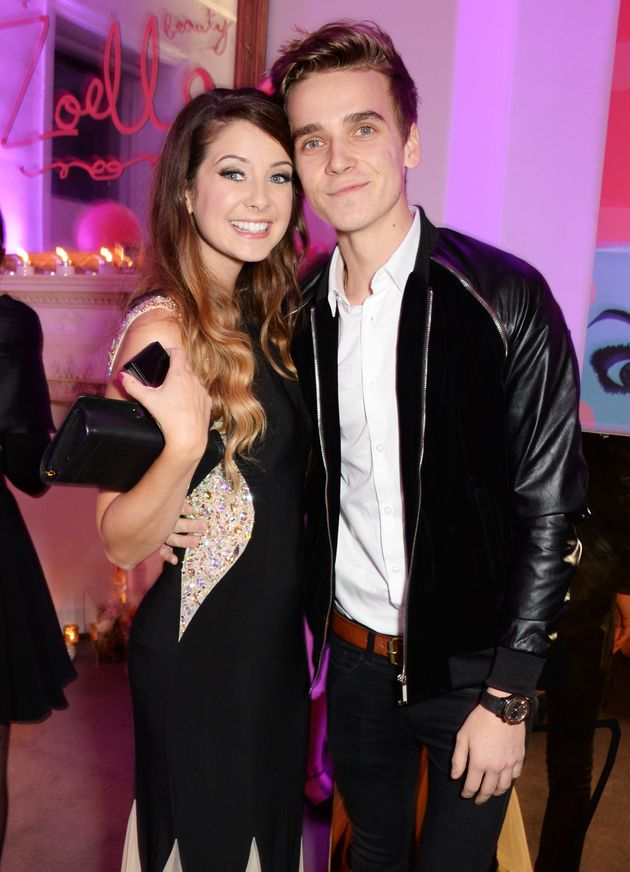Who Is Joe Sugg? A Guide To Strictly Come Dancing's First Ever