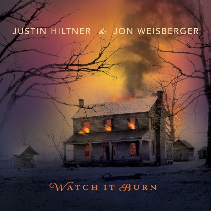 "Hiltner and Weisberger's ""Watch It Burn"" is out Aug. 17."