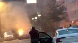 스웨덴 '갱'들이 밤 사이 80대의 차량을 불태웠는데 아무도 이유를