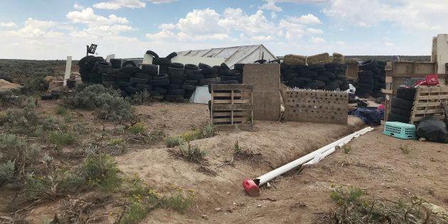 Nouveau Mexique: L'enfant retrouvé mort aurait été tué au cours d'un rituel...