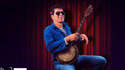 Le chanteur Baaziz en concert à
