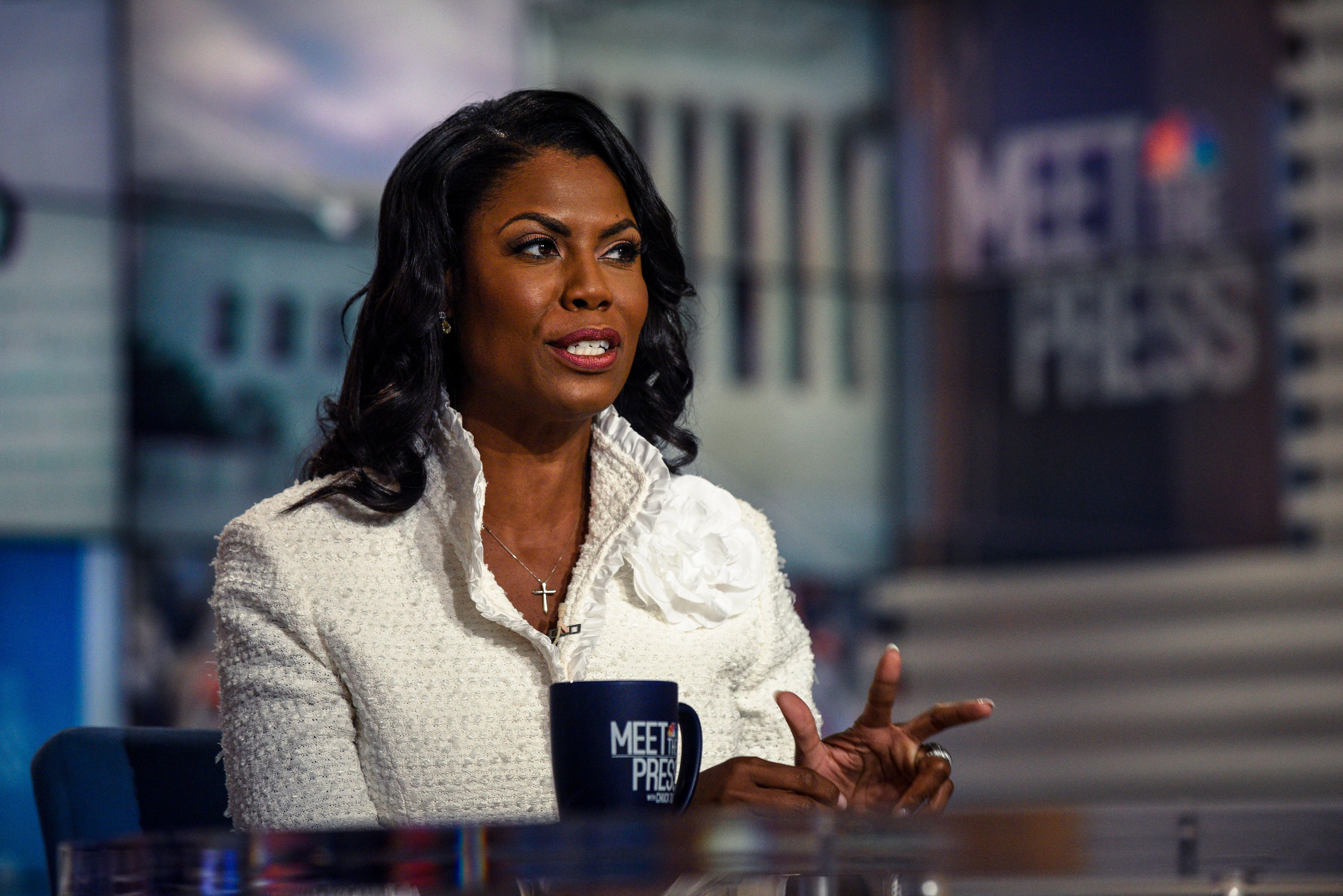Trump Campaign Takes Legal Action Against Ex-Aide Omarosa Over New