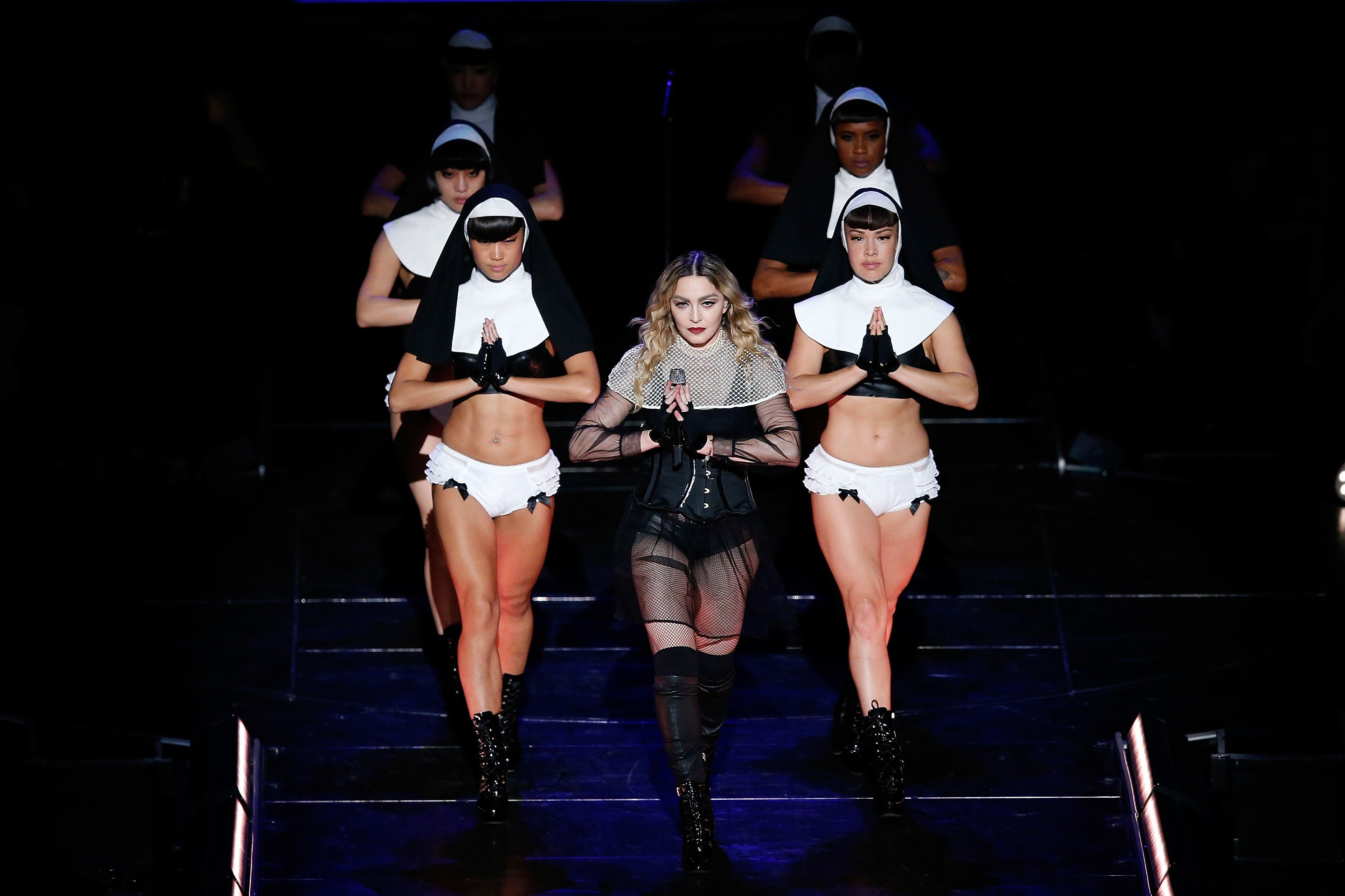 Madonna At 60: Don't Write Her Off As An 80s Nostalgia Act, She Never Stopped Causing A Commotion