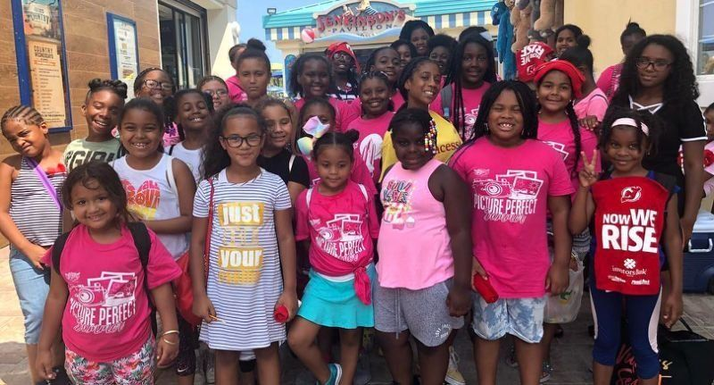 """Young black girls looking for souvenirs from their trip to the Jersey Shore were told they were not """"welcome"""" in"""