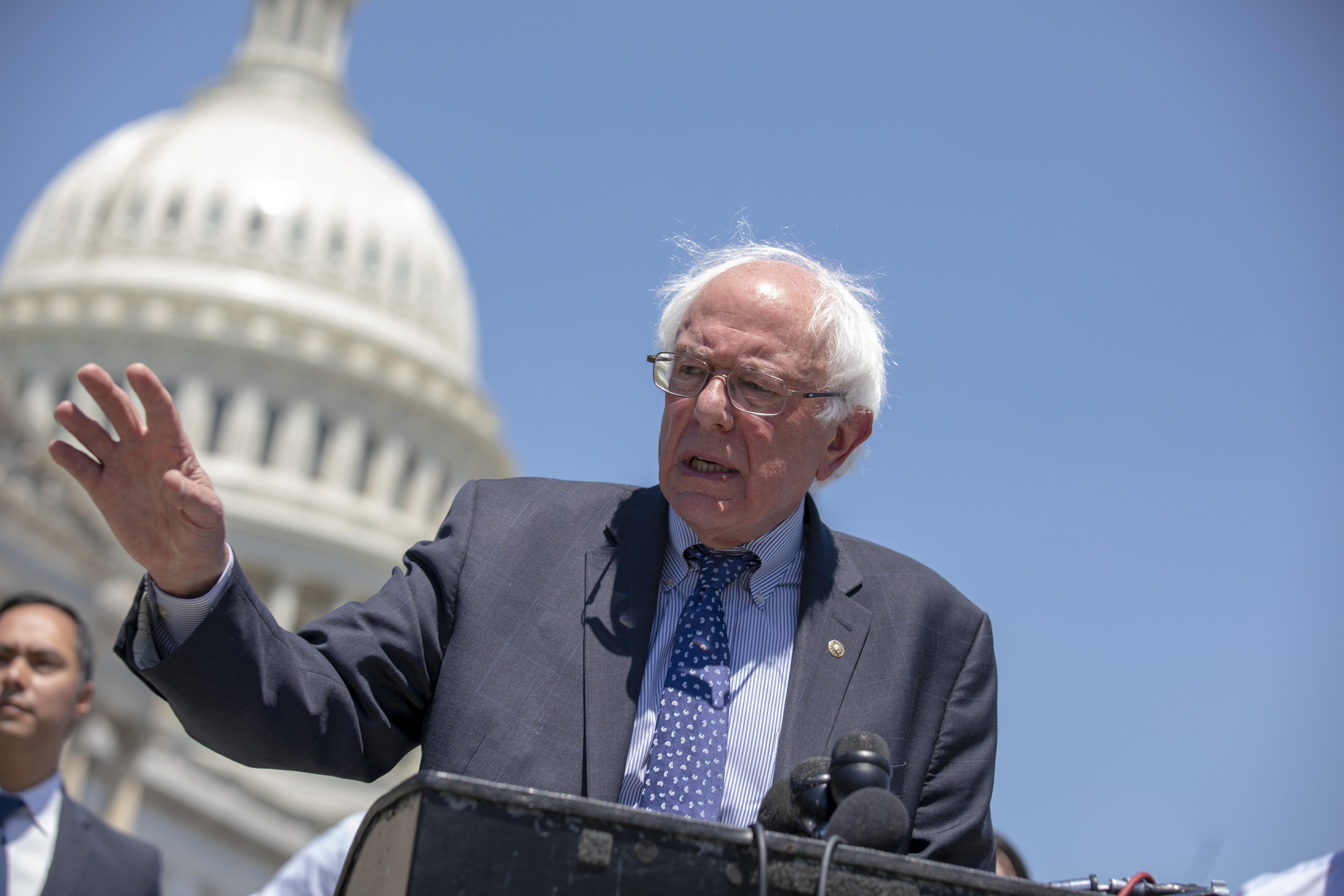 Bernie Sanders Definitely Won Vermont's Democratic Primary