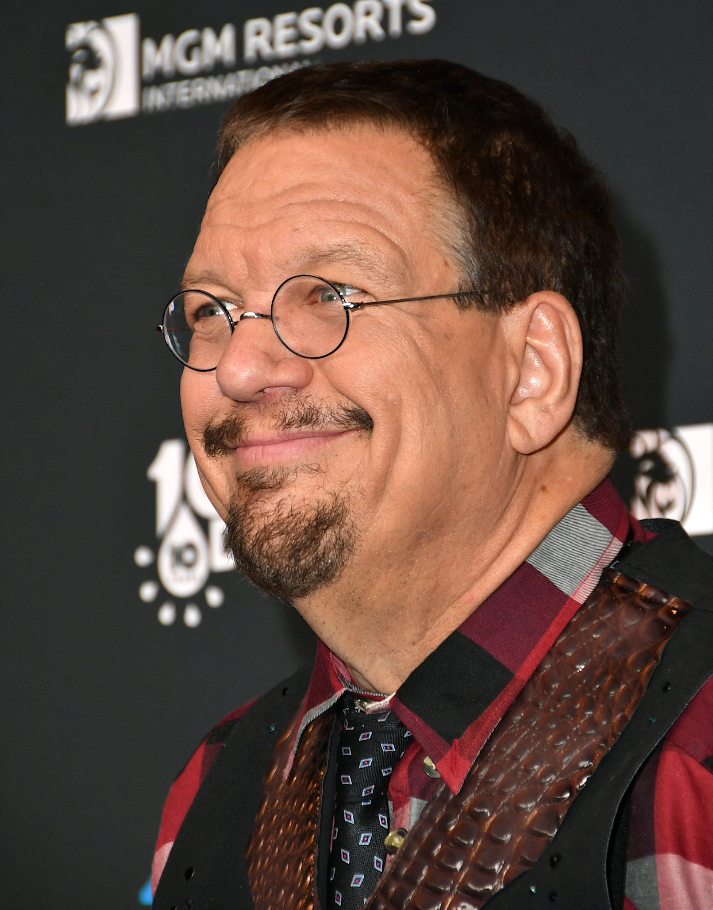 Penn Jillette Says He Heard Donald Trump Say Racially Insensitive Things