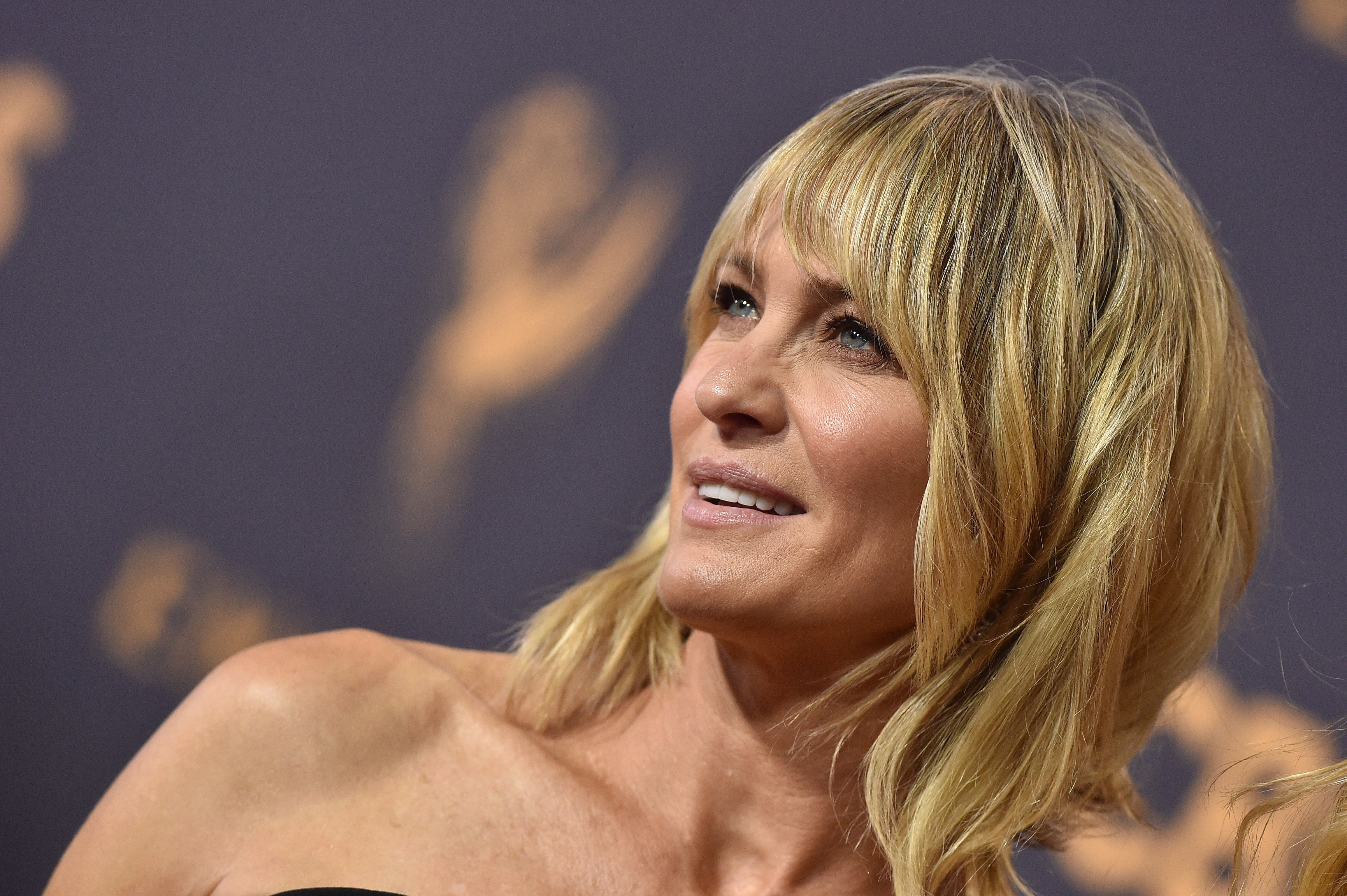 Robin Wright Is Married