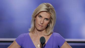 Conservative political commentator Laura Ingraham speaks during the third session of the Republican National Convention in Cleveland, Ohio, U.S. July 20, 2016.  REUTERS/Mike Segar