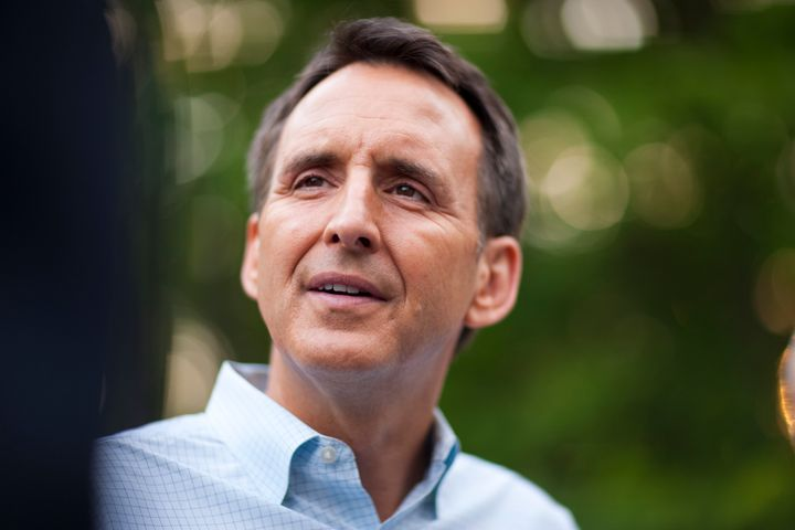 Former Gov. Tim Pawlenty's attempt for a return to the governor's mansion fell short Tuesday night when he lost the GOP prima