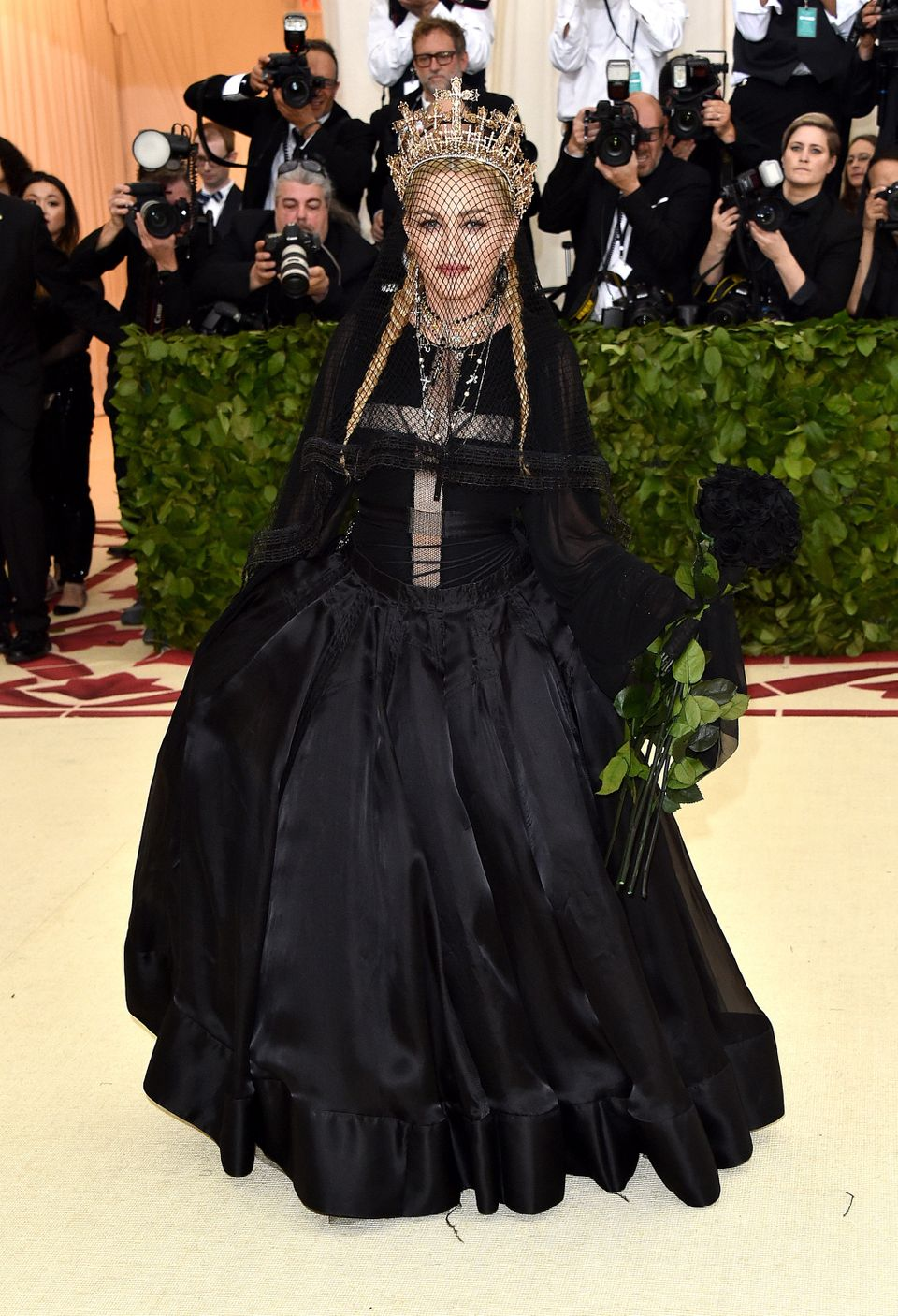 307765fe09a7f 60 Of Madonna's Most Iconic Fashion Moments Through The Years ...