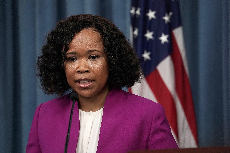Pentagon Spokeswoman Dana White Under Investigation For Misusing Staff