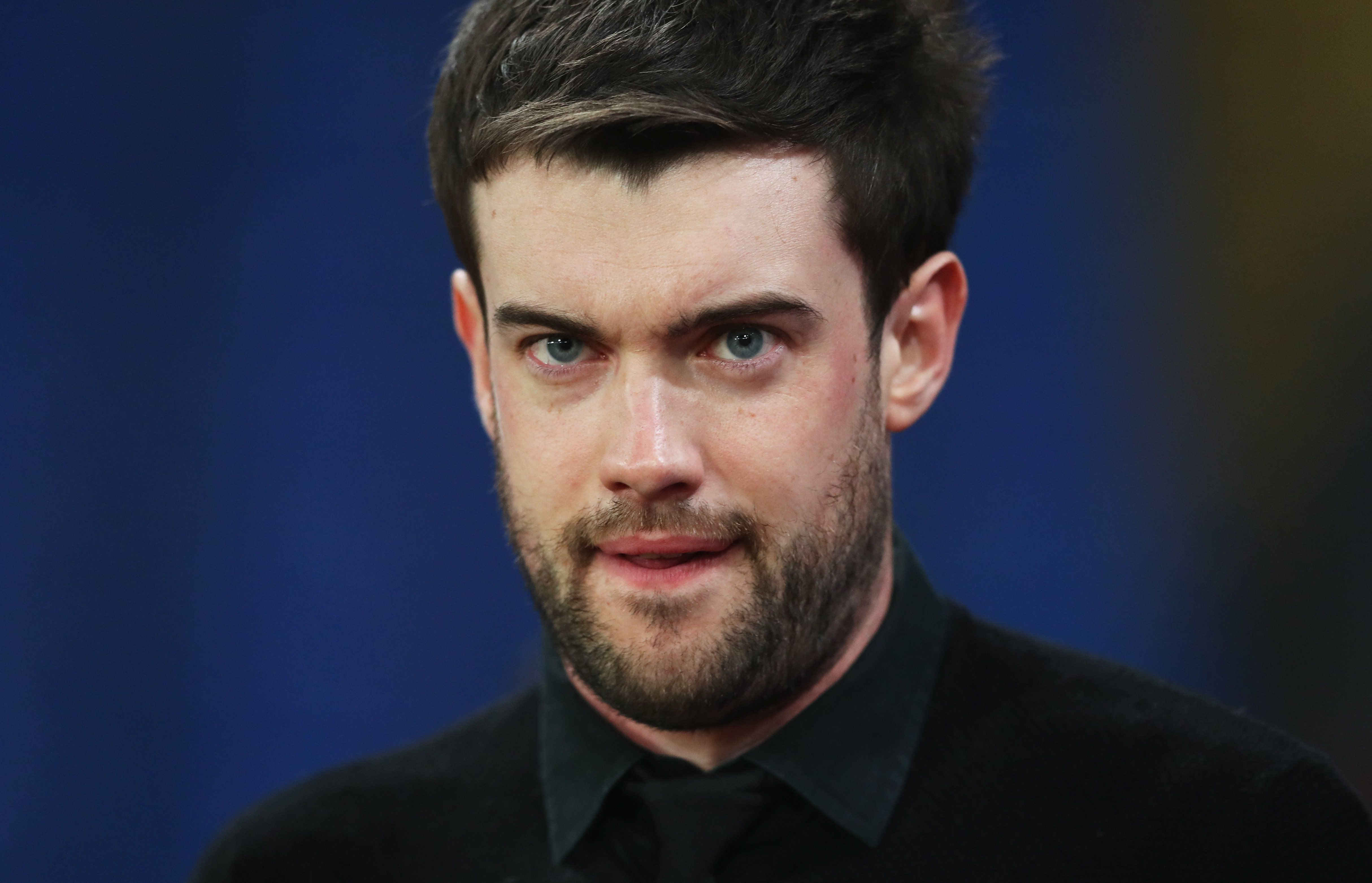 LONDON, ENGLAND - DECEMBER 28:  Comedian and Arsenal fan Jack Whitehall looks on prior to the Premier League match between Crystal Palace and Arsenal at Selhurst Park on December 28, 2017 in London, England.  (Photo by Dan Istitene/Getty Images)