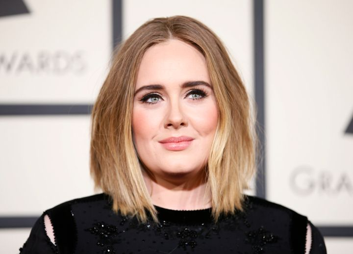 """Adele said her best friend wrote """"the most intimate, witty, heartbreaking"""" piece about dealing with postpartum psychosis."""