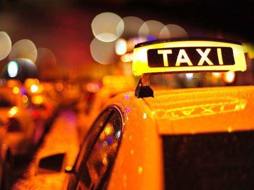 An den Taxifahrer von Sonntagnacht, der nur gebrochen Deutsch