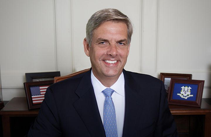 Bob Stefanowski won the Republican primary in the Connecticut governor's race and has a good chance of winning in November.