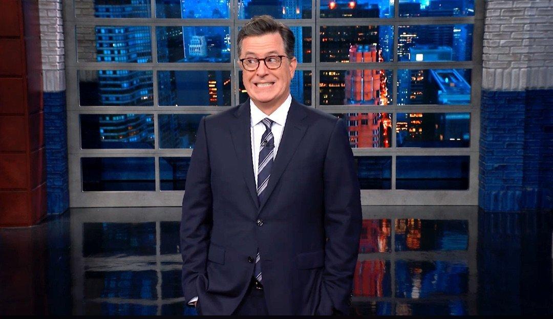 Colbert Has Savage Response To Sarah Huckabee Sanders' Latest Defense Of Trump