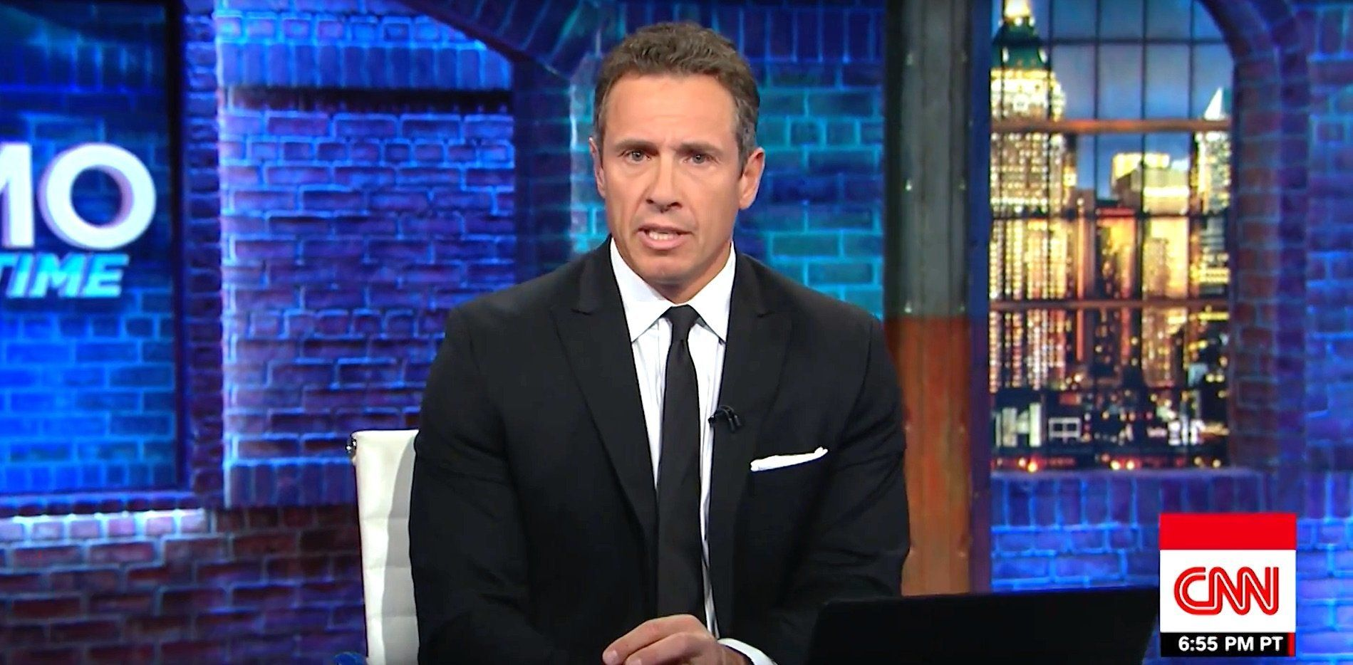 Current Status: Chris Cuomo Nails Why Trump Supporters Defend Everything He Does