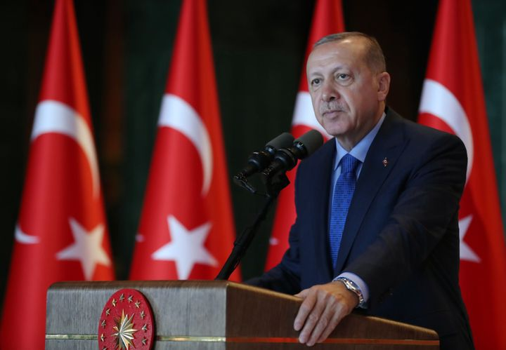 President Tayyip Erdogan doubled the tariffs on U.S. cars, alcoholic drinks, tobacco, cosmetics, rice and coa
