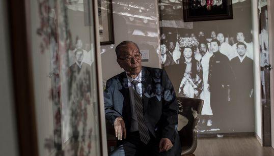 [화보] 이산가족 : 북한의 고향으로 돌아가지 못하는 9명의