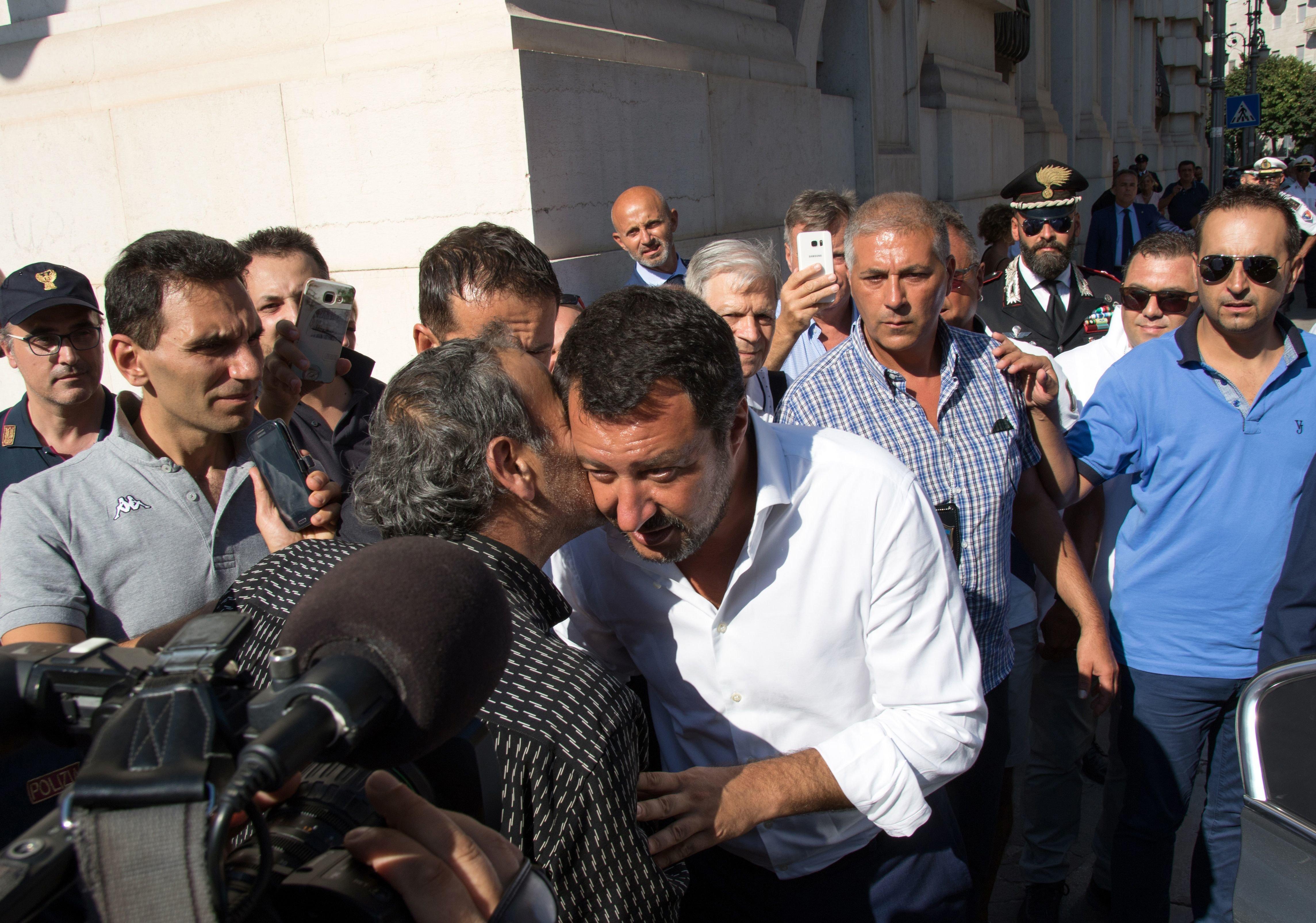 Italiens Innenminister suggeriert, die EU habe Mitschuld am