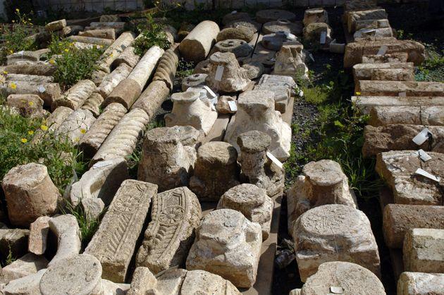 Plus de 43 trafiquants de pièces archéologiques devant la
