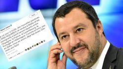 Matteo Salvini, en plein drame à Gênes, n'aurait peut-être pas dû se réjouir de cette