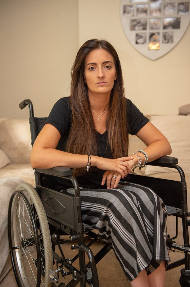 Nicole Chahal is claiming compensation from Kent County