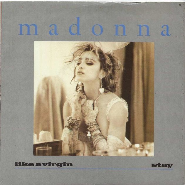 When it was released in November 1984, 'Like A Virgin' became Madonna's biggest hit to date, hitting No.3 on the UK singles chart. She'd have to wait another 8 months for her first UK No.1 single with 'Get Into The Groove'.
