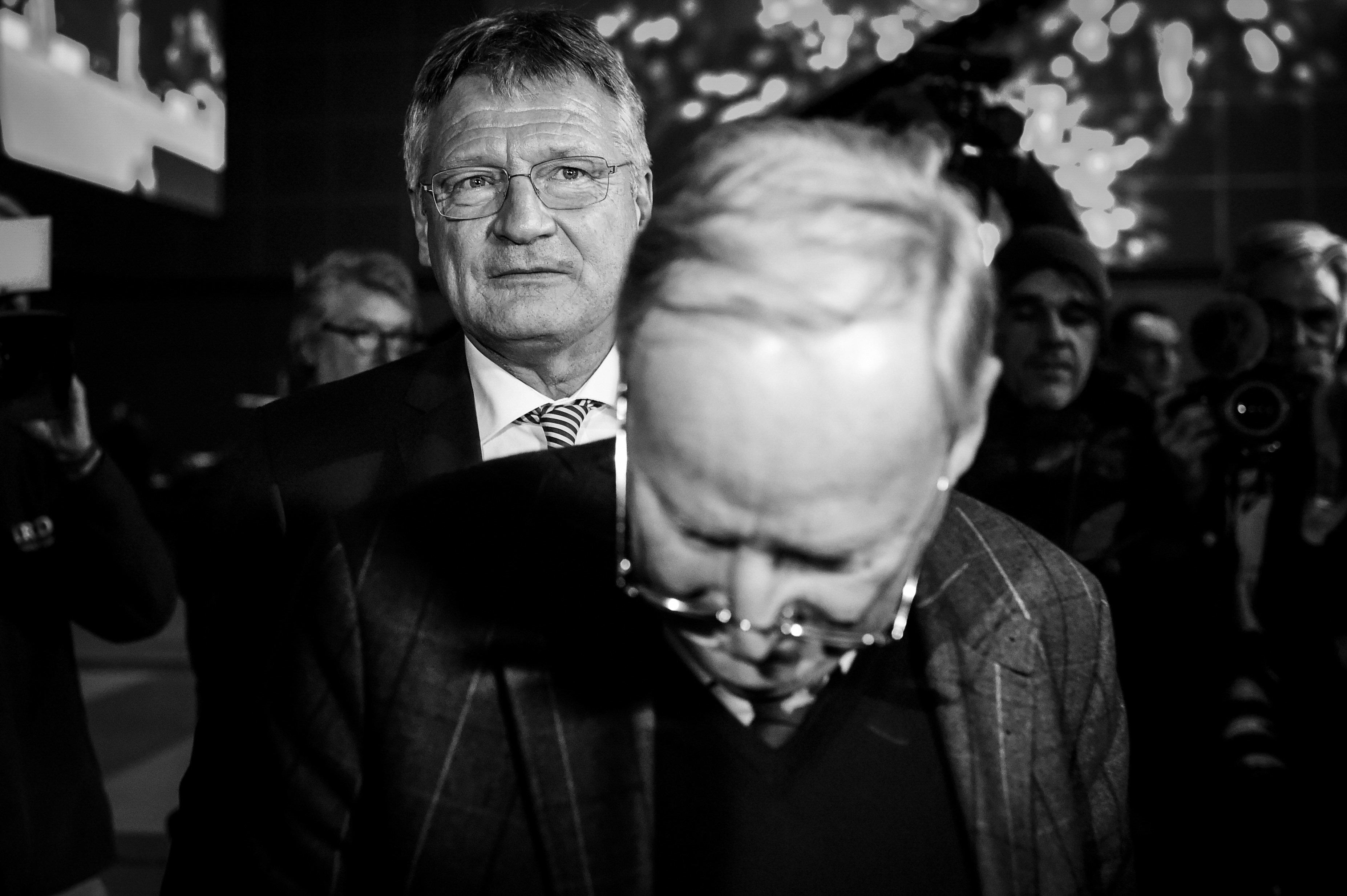 """Mehr Rente nur für Deutsche? Wie der """"nationale Sozialismus"""" die AfD spaltet"""