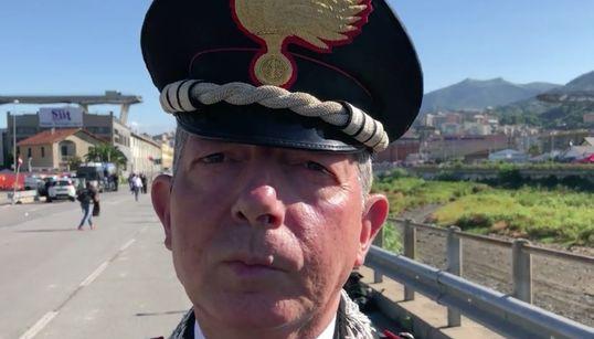 Carabinieri-Chef in Genua: Erste Plünderer in evakuierten Häusern