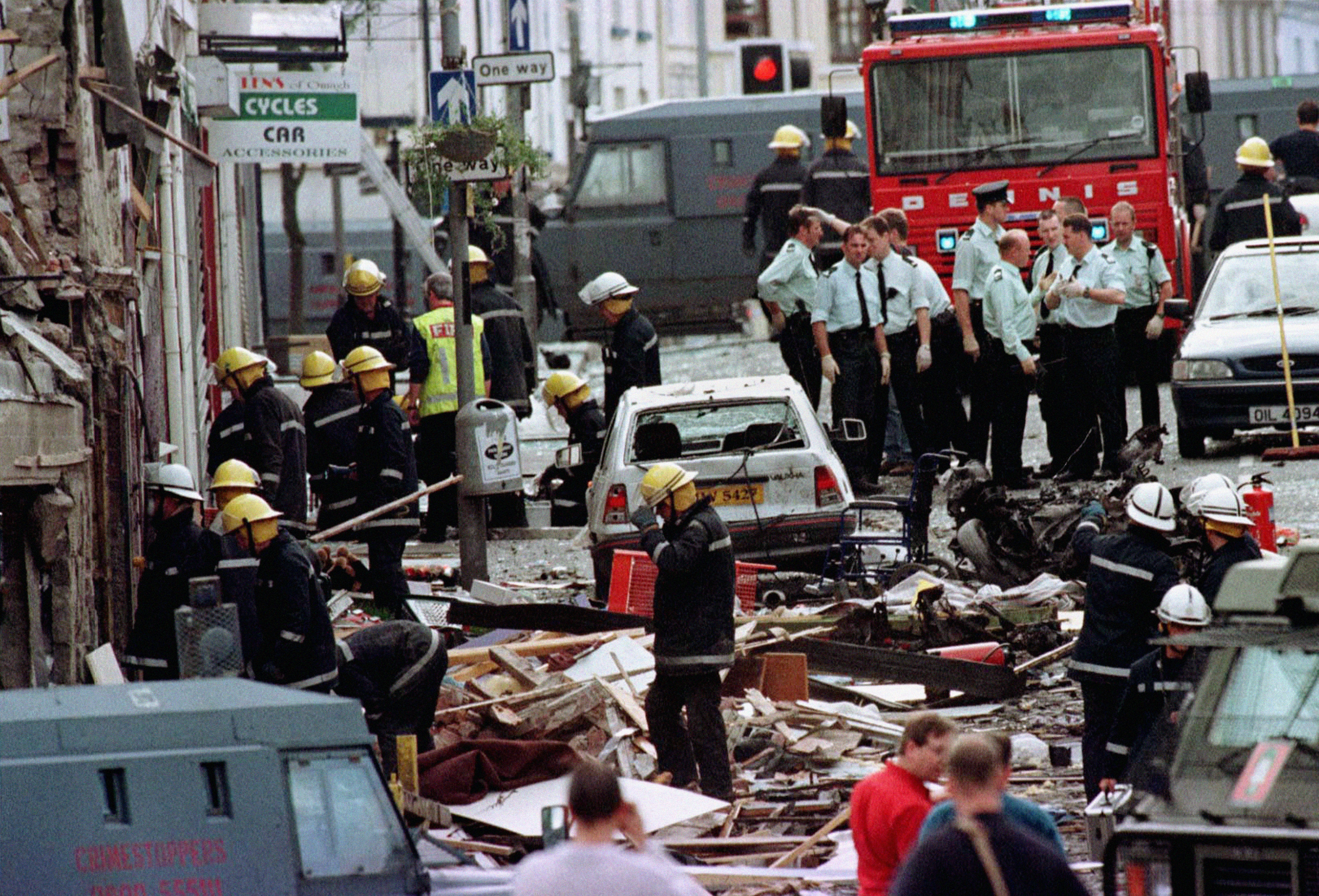 Omagh Bombing: How The Tragedy