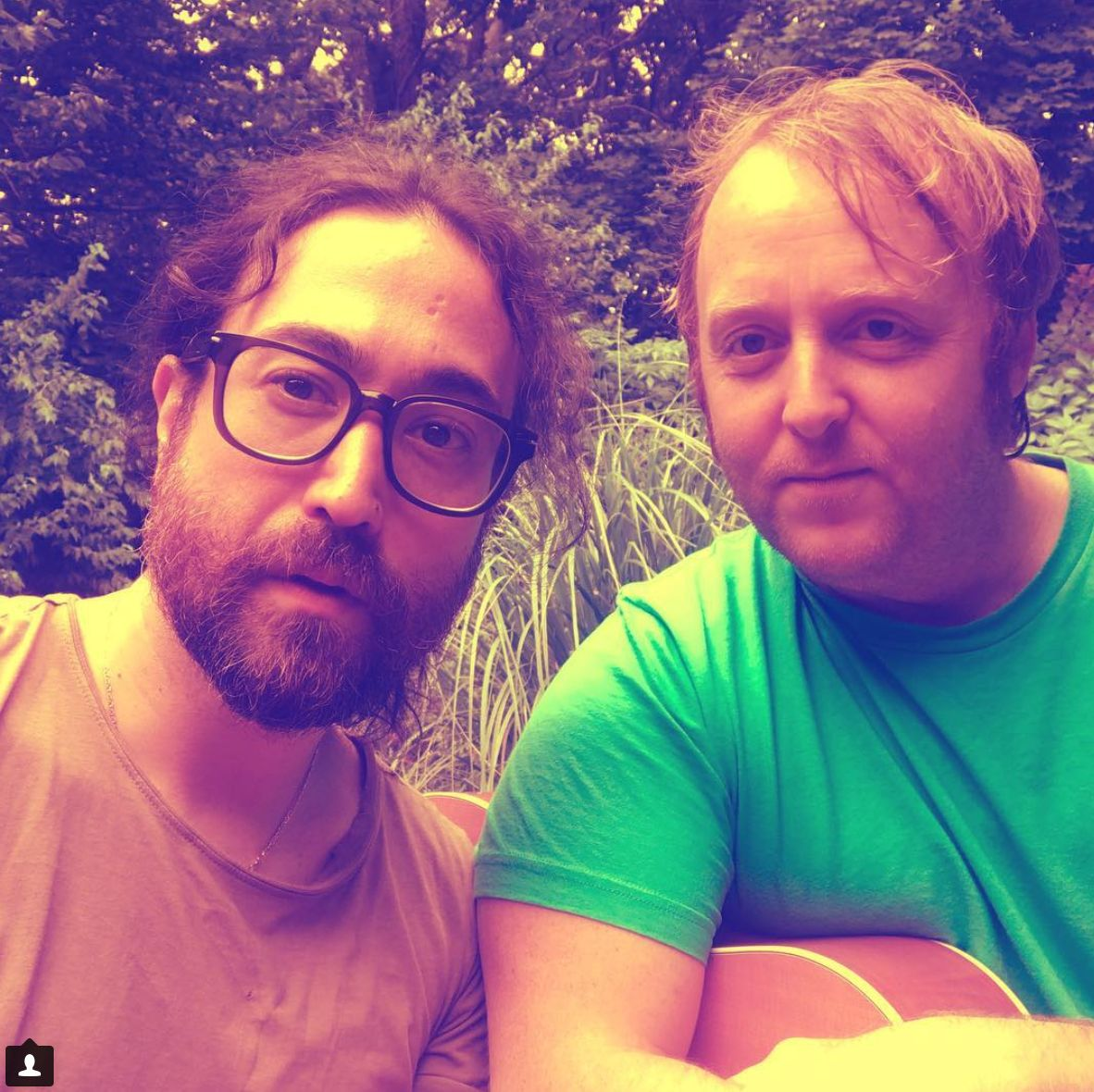 John Lennon And Paul McCartney's Sons Channel Famous Fathers In