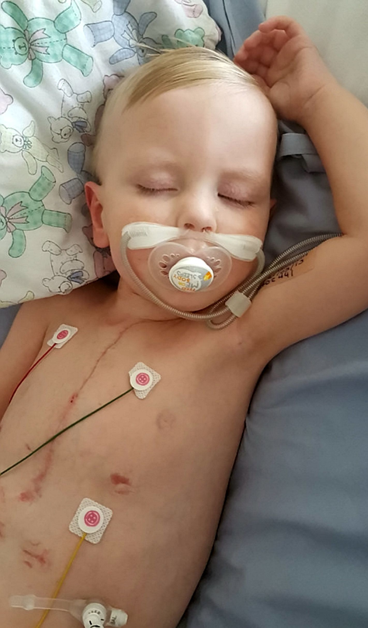 Mother Of Terminally Ill Boy Received Abusive Note For Parking In A Disabled