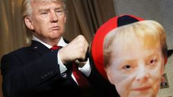 Madame Tussauds' Trump Mask Will Haunt Your