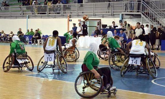 Handi-basket: la selection algérienne représente l'Afrique au