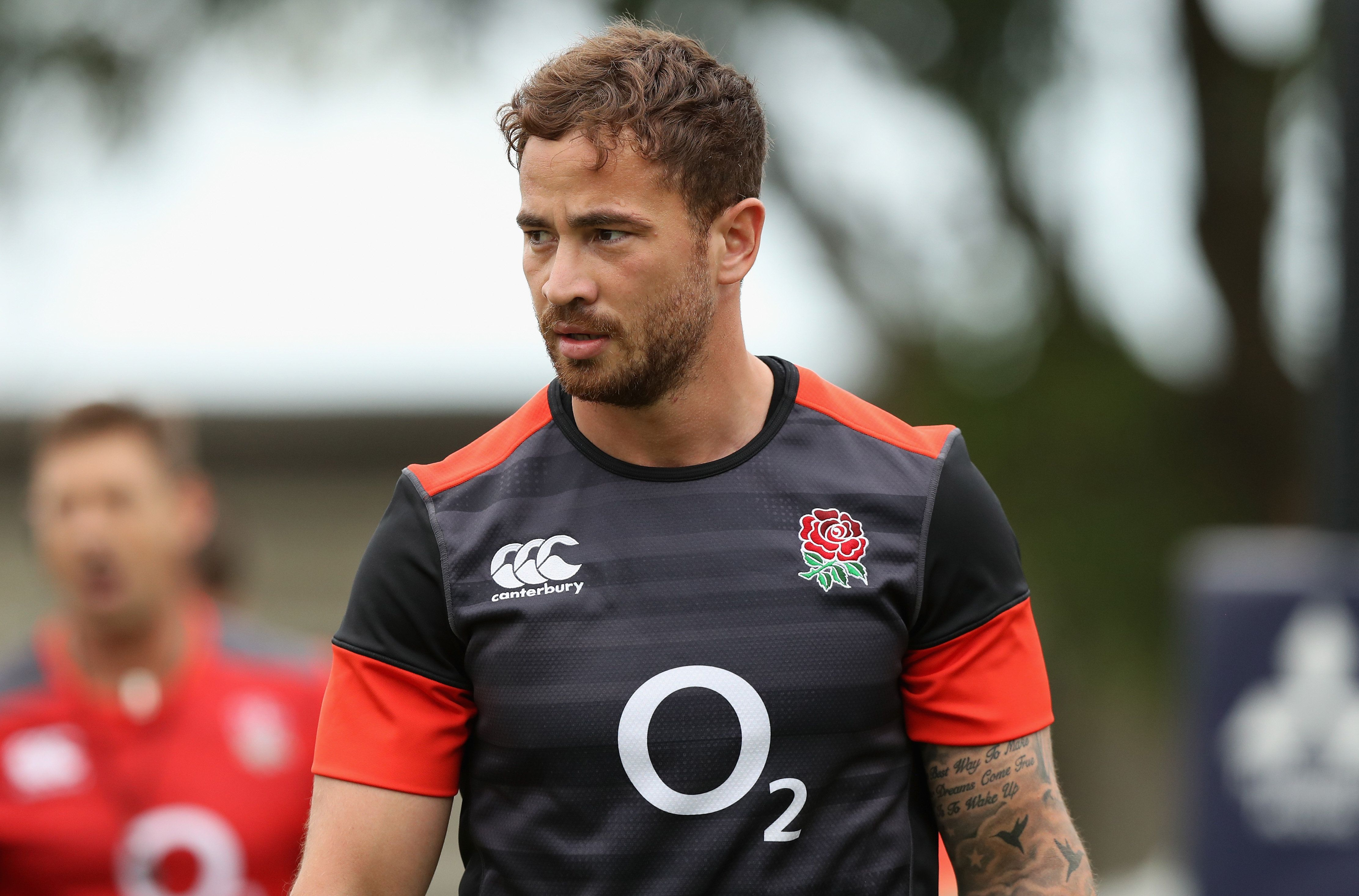 England Rugby Star Danny Cipriani Charged After 'Nightclub Incident' In