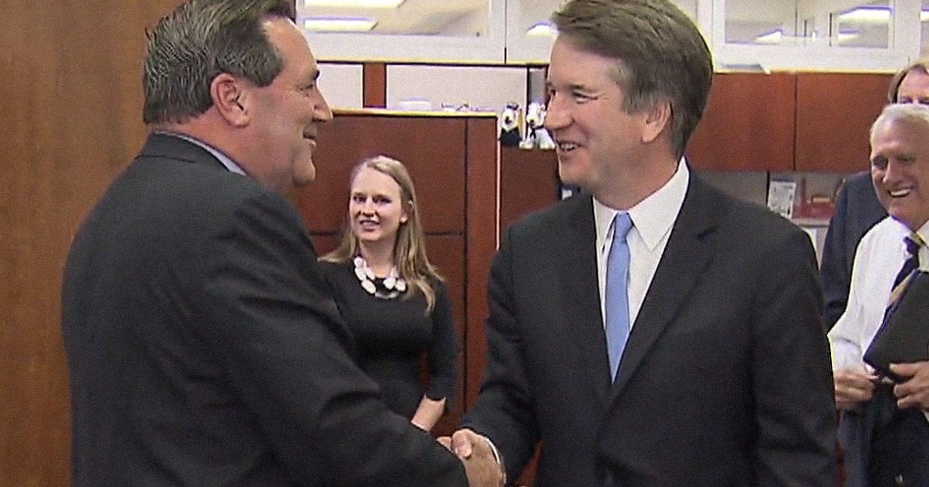 Moderate Democrats Meet With Trump Supreme Court Nominee Brett Kavanaugh | HuffPost