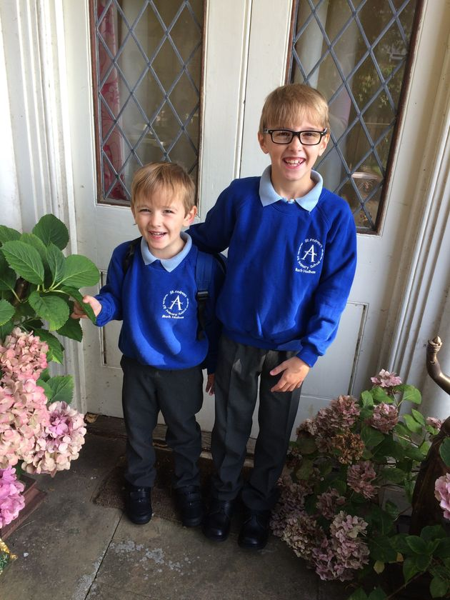 The First Day Of School: Parents Share Their Pictures And