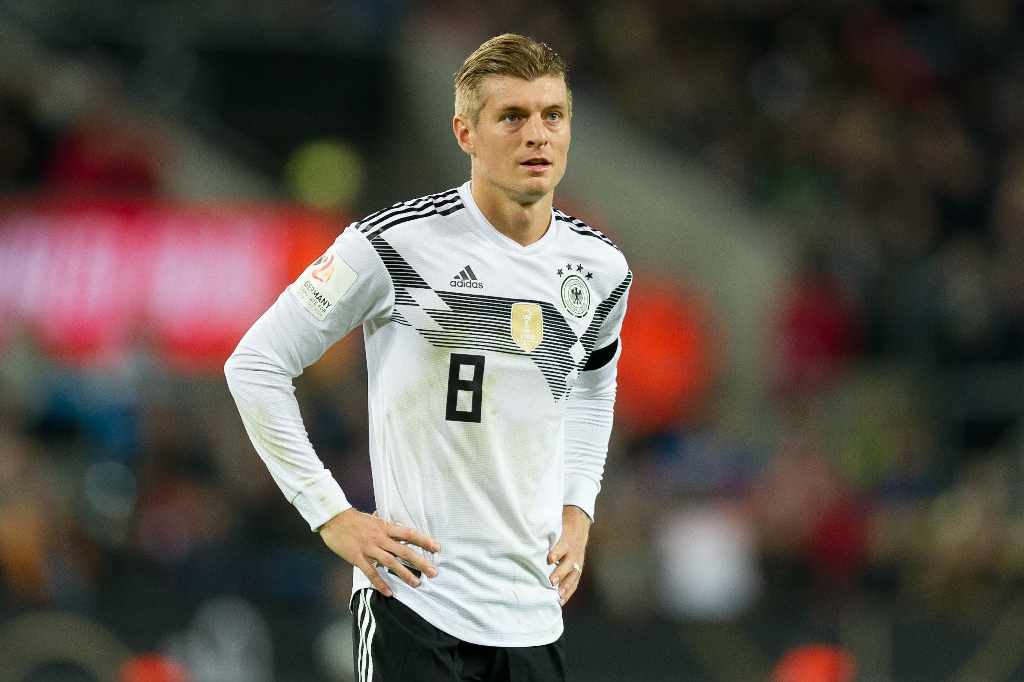 """Toni Kroos rechnet mit Mesut Özil ab: """"Art und Weise des Rücktritts nicht in Ordnung"""""""
