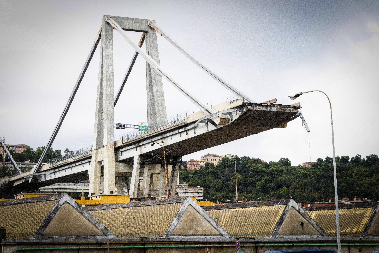 Top-Ökonom warnt nach Brückeneinsturz in Genua vor Gefahren in