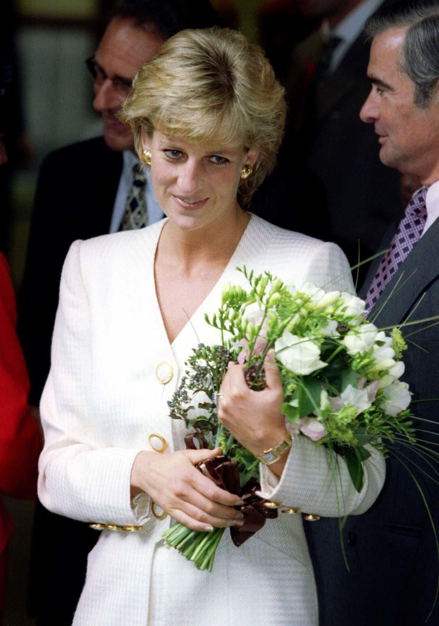 Lady Di hatte geheimes Hochzeitskleid: Designer verraten, wie es
