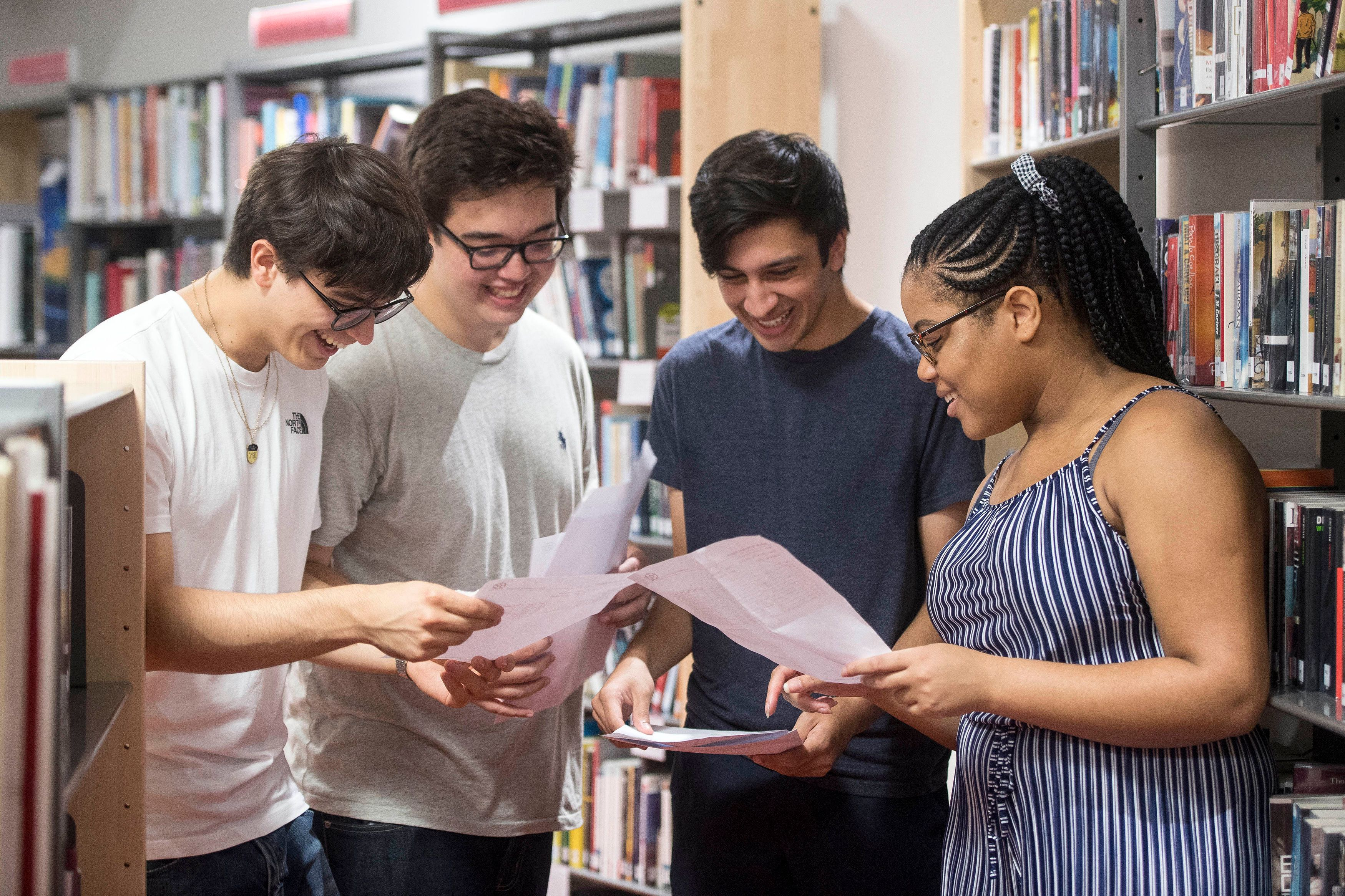 More Than A Quarter Of This Year's A-level Results Are Top A* Or A Grades