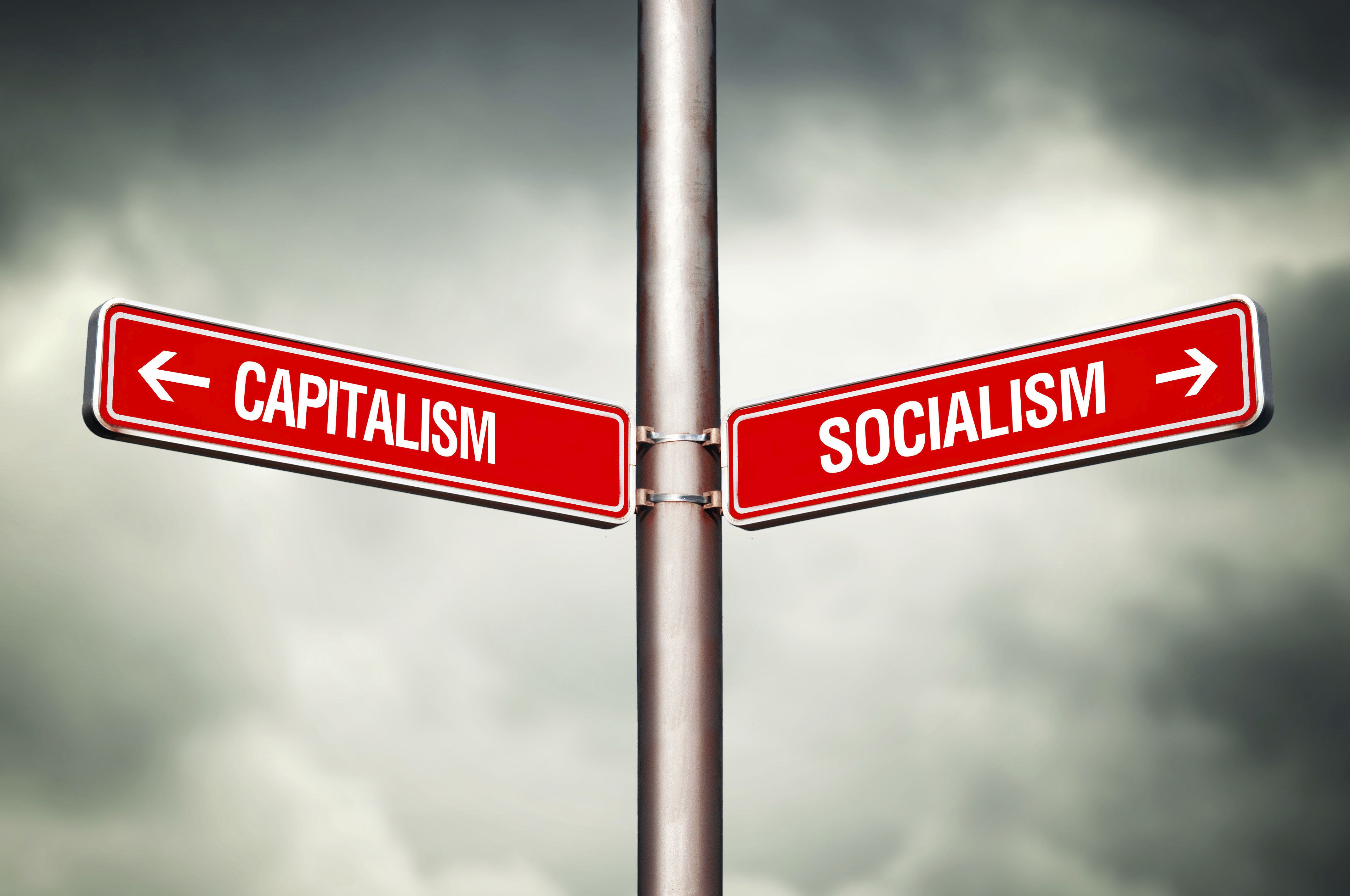 "Dissatisfaction with capitalism has reignited a debate about socialism, but people cannot agree on what ""socialism"" means."