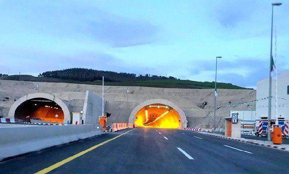 Fermeture provisoire d'un tunnel reliant Constantine à Skikda pour l'équiper en