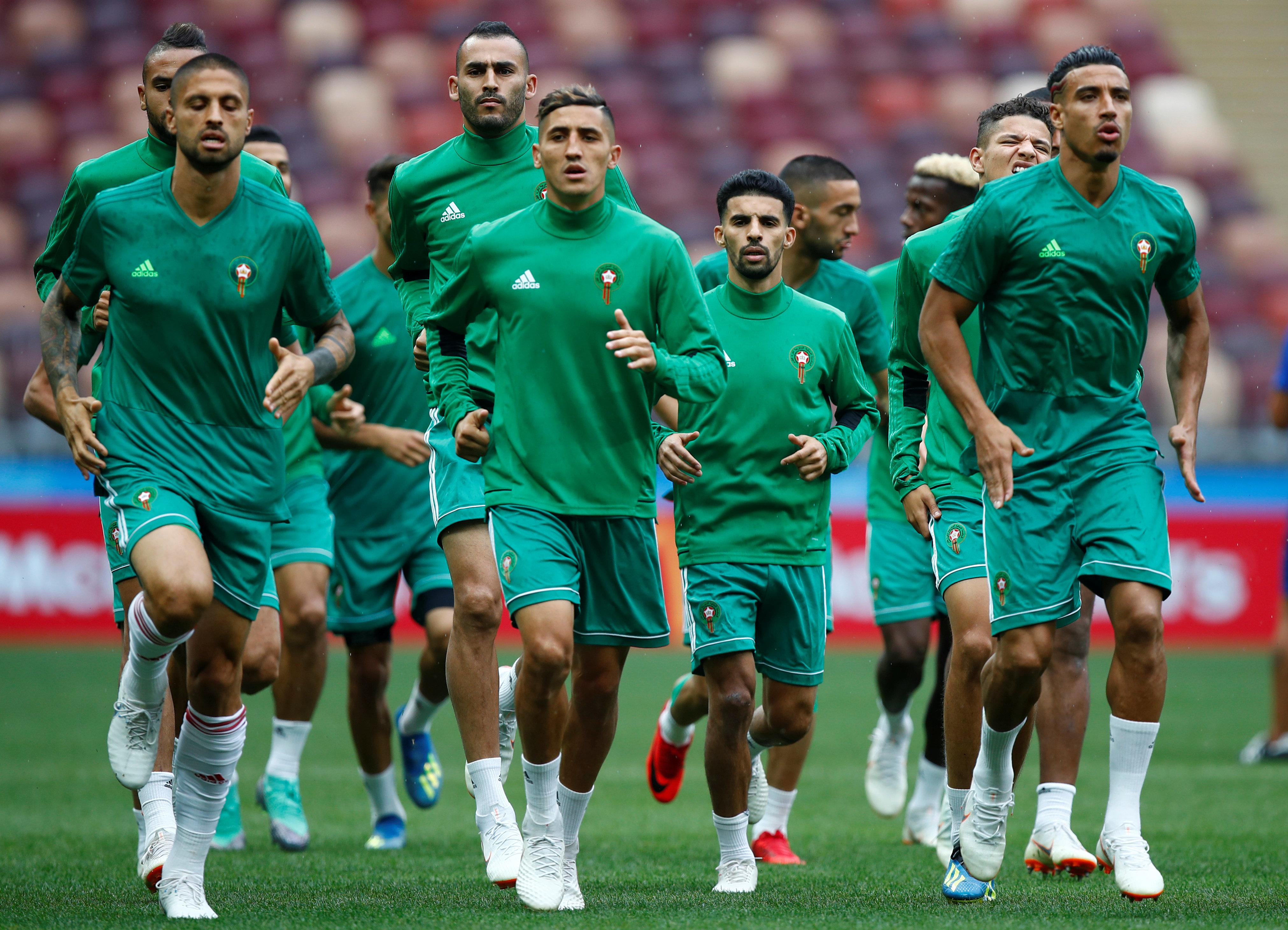 Le Maroc perd cinq places au classement FIFA (mais reste la deuxième nation