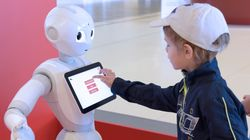 Robots Have The Same Power As Adults To Influence